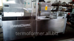 Equipment for the vacuum package of Variovac