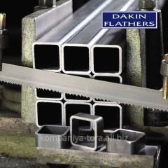 Bimetallic tape saws of M42 10x0.9 t=10