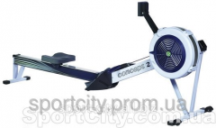 Rowing Concept2 exercise machine