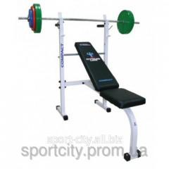 Bench for a press athletic Compact InterAtletika