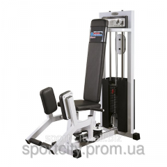 The exercise machine for the taking-away muscles