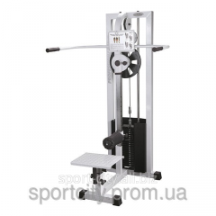 The exercise machine for the buttock, bringing and