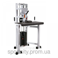 The exercise machine for an armwrestling of Inter