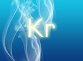 Инертный газ криптон