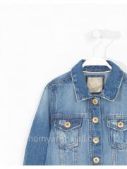 Джинсовая куртка lefties 2-3 года (98)