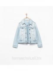 Джинсовая куртка Zara 5-6 лет (116)