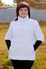 Куртка жилетка женская РК1-265