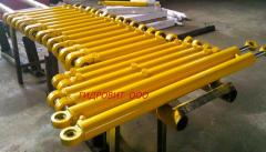 Hydraulic cylinders for tractors and agricultural