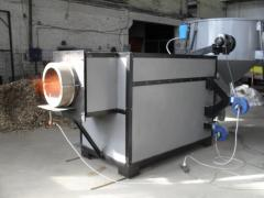 The heatgenerator solid propellant (a source of