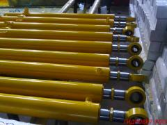 Hydraulic cylinders are power
