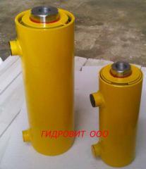 Hydraulic cylinders for autocrane equipmen