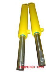 Hydraulic cylinders for municipal equipmen