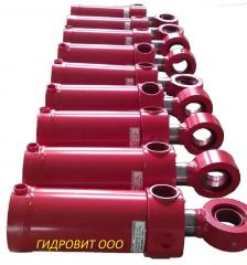 Hydraulic cylinders for trailers