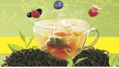 Чай черный, зеленый, белый, травяные и фруктовые