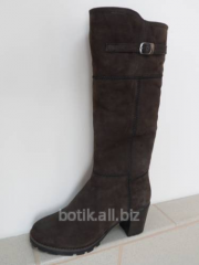 Women's boots. Model of page of 23761 boxes.