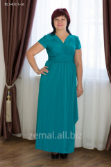 Evening wear in floor of the big PL3-031 sizes
