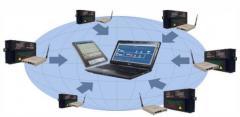 Телеметрическая система сбора информации и