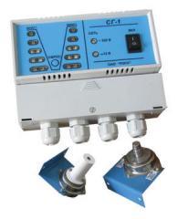 Gas signaling devices municipal SG-1-1, SG-1-2,