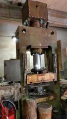 Пресс гидравлический ДГ2432 (160 т)
