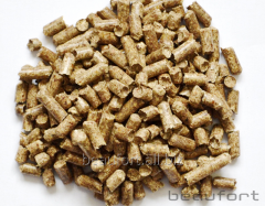 Pellets ENplus A1 6 mm ash content up to 0.7%