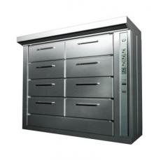 Hearth ovens of P144 (electro)