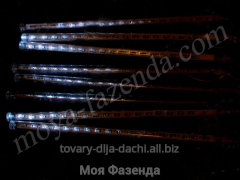 LED garland the Thawing icicles (GS-8 code)