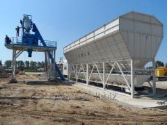 Concrete plant Stationary SUMAB T-40 BSU,RBU