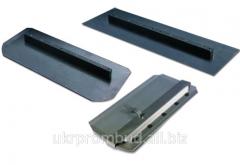 Blades zatirochny for concrete