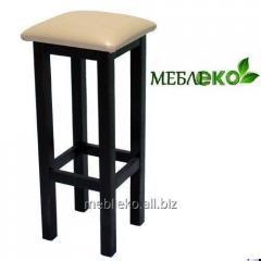 Мебель деревянная для кафе, баров, Табурет Барный