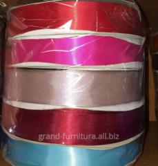 Bilateral satin ribbon