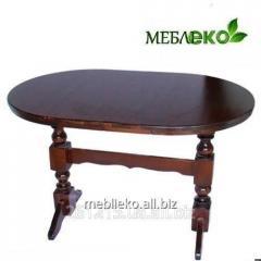 Стол для кафе и ресторана, Стол Овальный