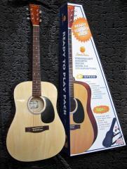 Гитарный комплект с акустической гитарой с корпусом D2