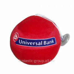 Corporate toy Red sphere