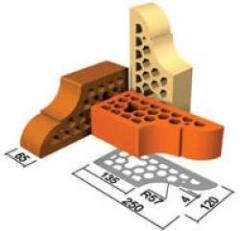 Brick facing SBK Shaped M150