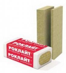 Basalt cotton wool Rock light 30kg/m.kub, 100 mm