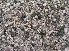 Crushed stone of granite 10 - 20 mm