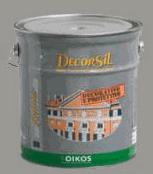 Краска водоэмульсионная DECORSIL ROMA (Oikos)