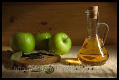 Hydroxy-succinic acid (malic acid)