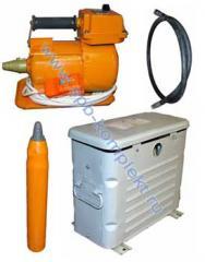 Вібратор глибинний ВЕРБ-01, ВЕРБ-47, ВЕРБ-116,
