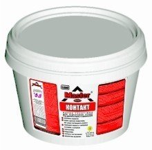 Paint Master Contact soil for preparation of the
