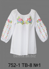 Traditional Ukrainian blouse for women