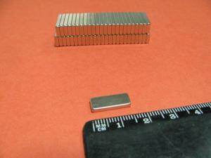 Пластины неодимовые для фиксации полочек и