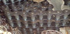 Chains drive roller PR, 2PR, 3PR, 4PR.