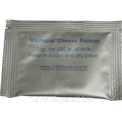 Dry enzyme Rennin