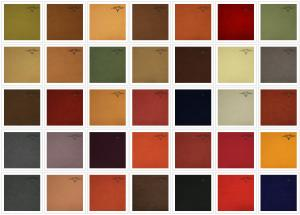 Leather of cattle Skin genuine Automobile leather