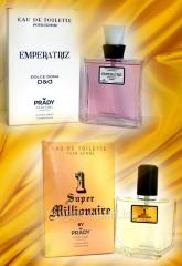 Парфюмерия Emperatriz туалетная вода, духи, парфюм