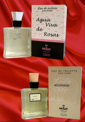 Perfumery of the Lady one million toilet water,