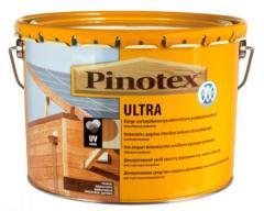 Pinotex Uitra краска- антисептик Пинотекс Ультра