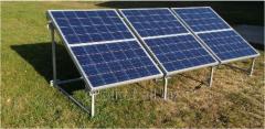Batteries solar 7,2 Kilowatts/hour