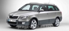 Nut the mortgage for Skoda, the article of